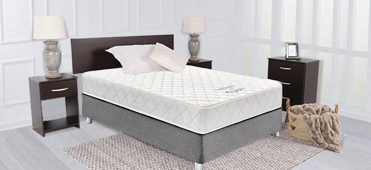 colchon cama 2 plazas
